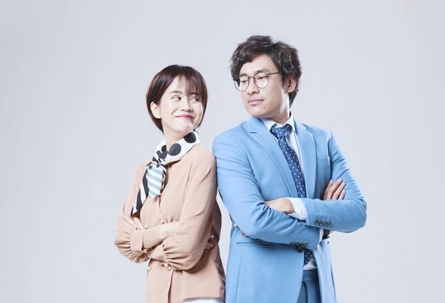 """An Nguy và Kiều Minh Tuấn là hai diễn viên chính của phim """"Chú ơi đừng lấy mẹ con""""."""