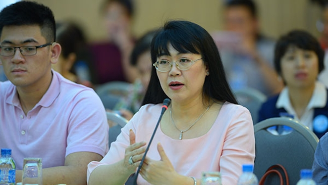 nữ tướng TNG Holdings Vietnam Nguyễn Thị Nguyệt Hường,